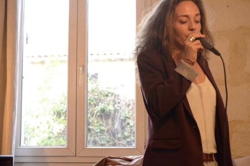 amande chante